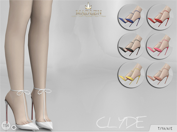 Madlen Clyde Shoes by MJ95