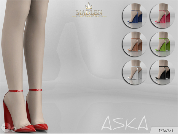 Madlen Aska Shoes by MJ95