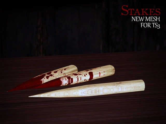Stakes by Astraea Nevermore