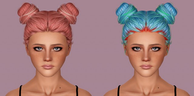 Ade - Stefanie by IfcaSims