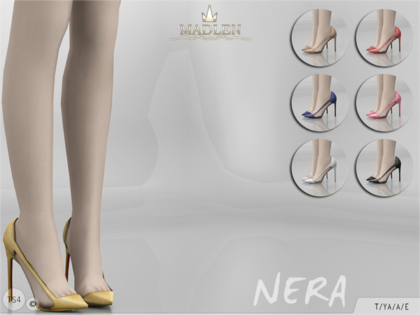Madlen Nera Shoes by MJ95