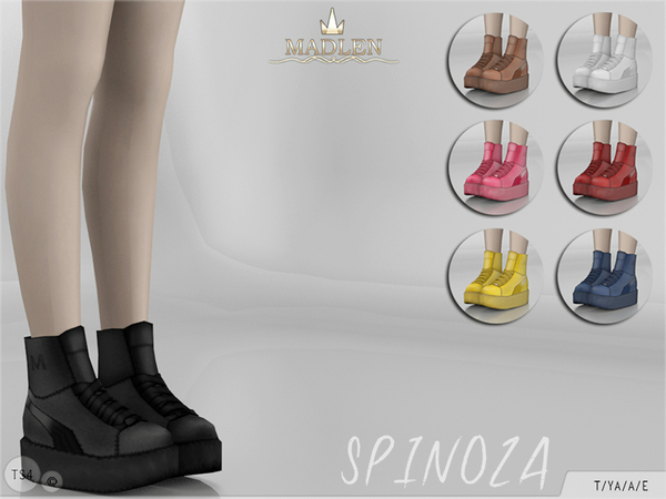 Madlen Spinoza Shoes by MJ95
