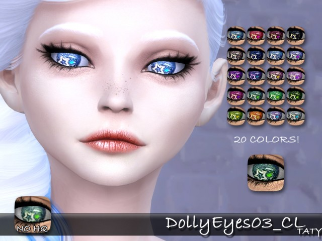 Dolly Eyes 03_CL by tatygagg