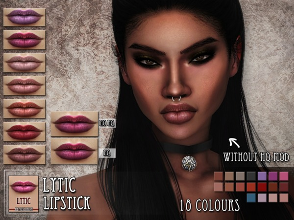 Lytic Lipstick by RemusSirion