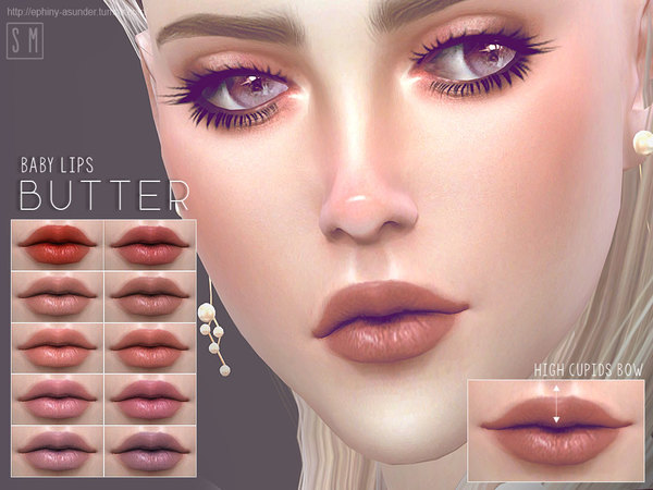 [ Butter ] - Baby Lips by Screaming Mustard