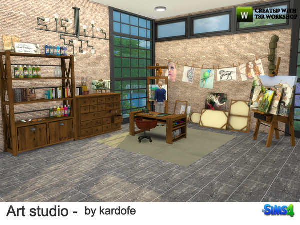 kardofe_Art studio