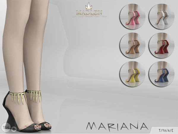 Madlen Mariana Shoes by MJ95
