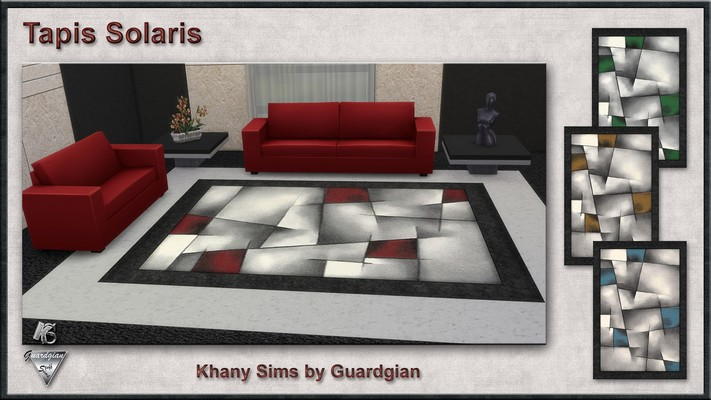 Solaris Rugs by Guardgian