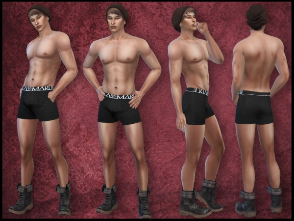 R skin 07 - MALE by RemusSirion