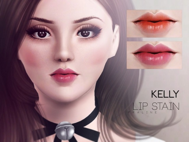 Kelly Lipstain by Pralinesims