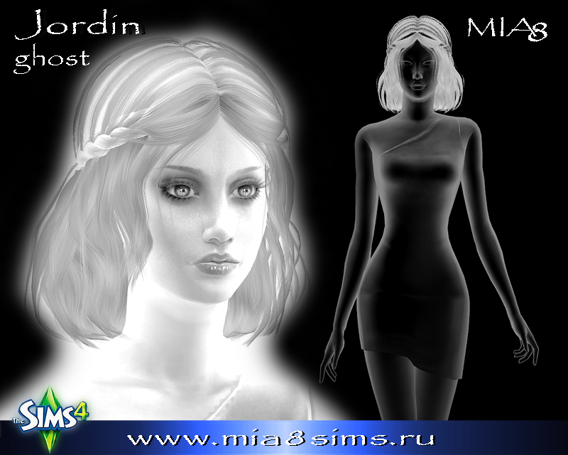 Jordin (ghost) by Mia8