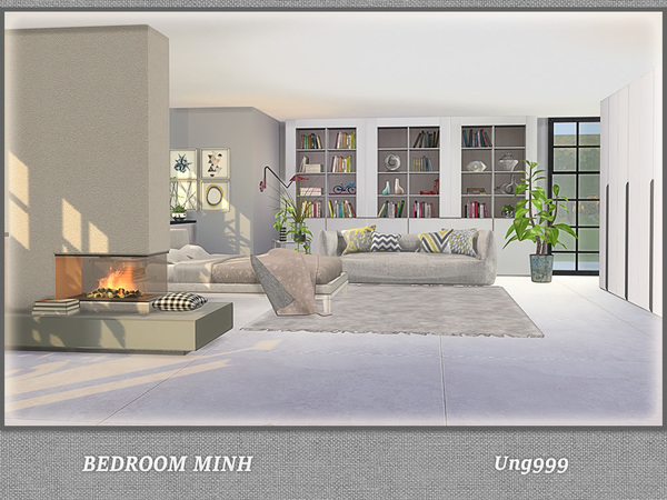 Bedroom Minh by ung999