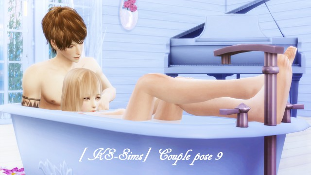 Couple pose 9 by KS-Sims