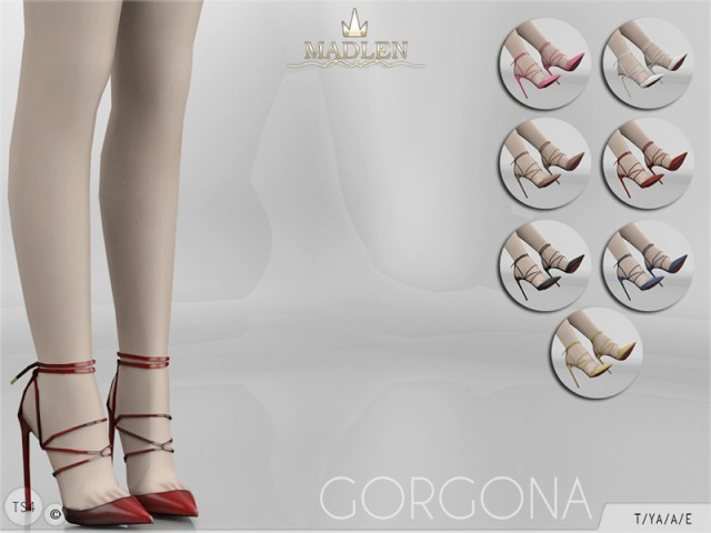 Gorgona Shoes by MJ95