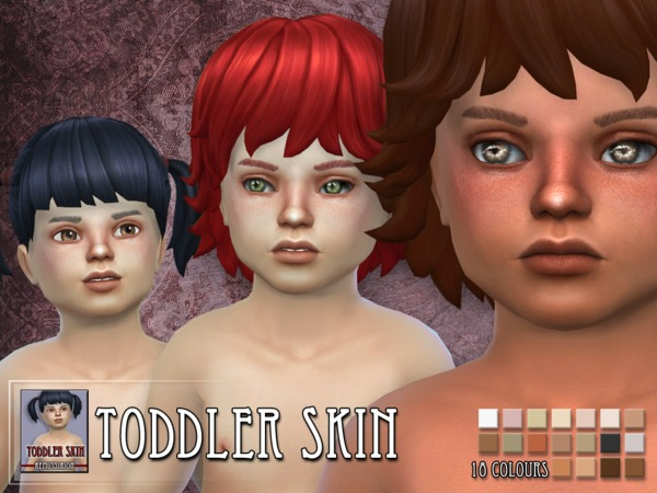 Todder Skin 1 - unisex by RemusSirion