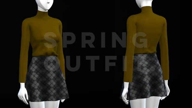 Spring Outfit by jordutch