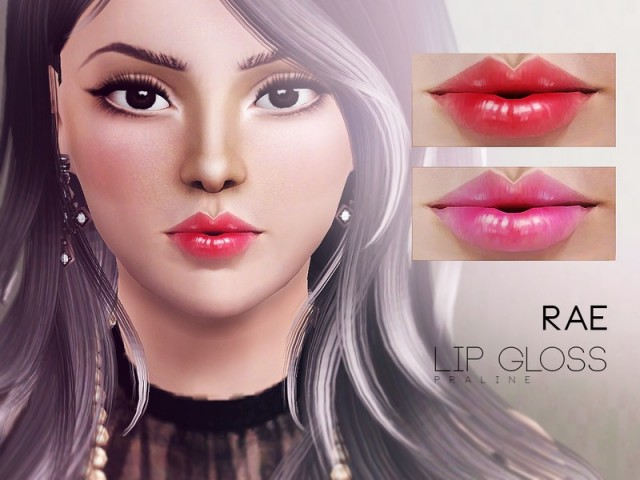 Rae Lip Gloss by Pralinesims