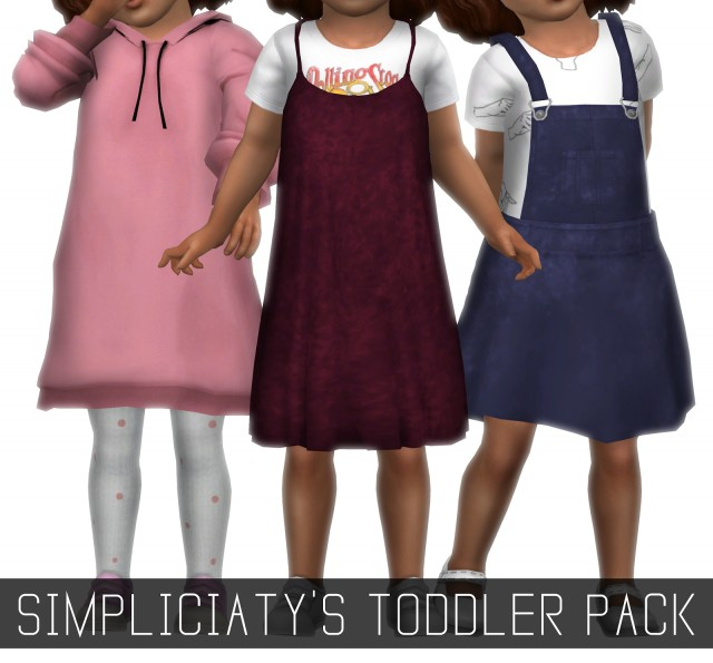 TODDLERS PACK by Simpliciaty