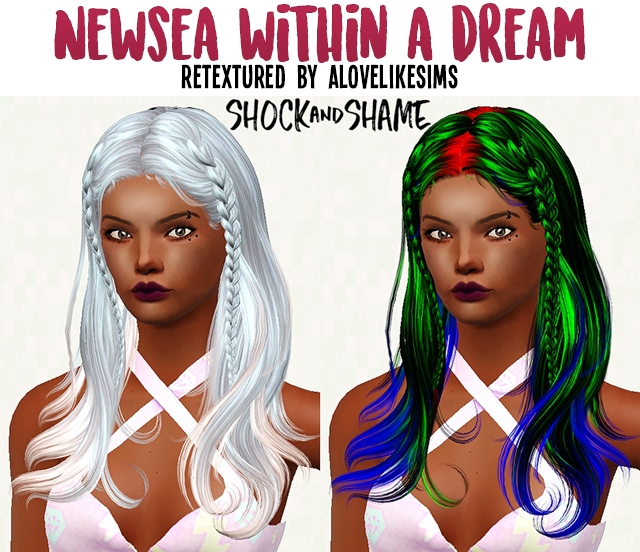 Newsea Within A Dream Retextured by Alovelikesims