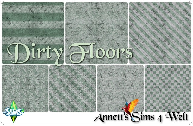 Dirty Floors by Annett85