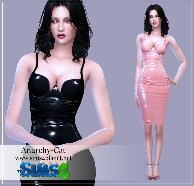 Kim Kardashians Dress by Anarchy-Cat