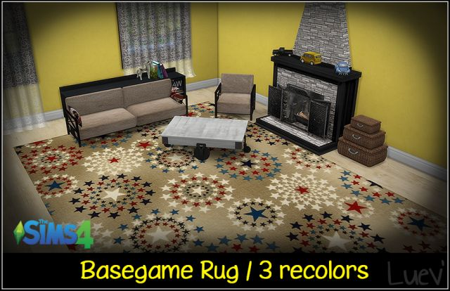 Rugs Recolors by Mertiuza