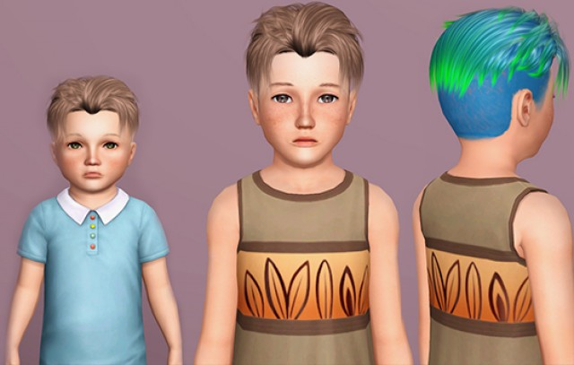 Ade - Jake for Children & Toddlers by IfcaSims