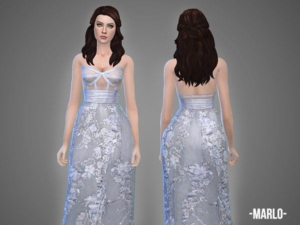Marlo - gown by -April-