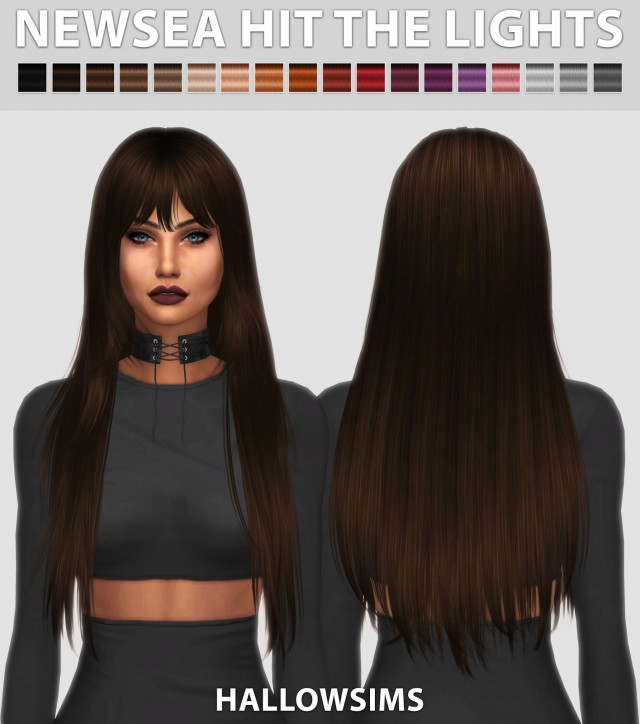 Newsea Hit the Lights by HallowSims