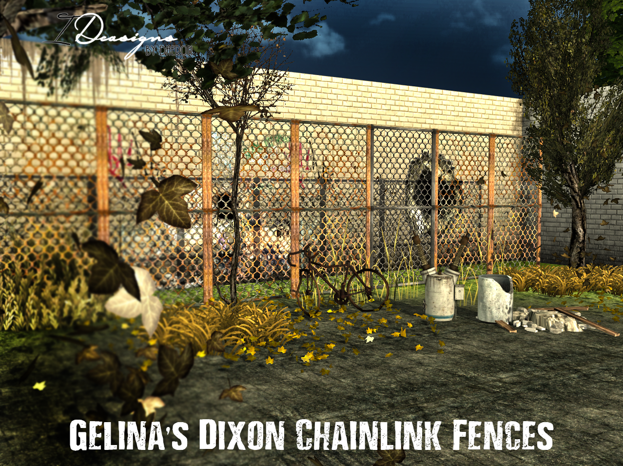 Dixon Chain Link Fence Conversion by Daer0n