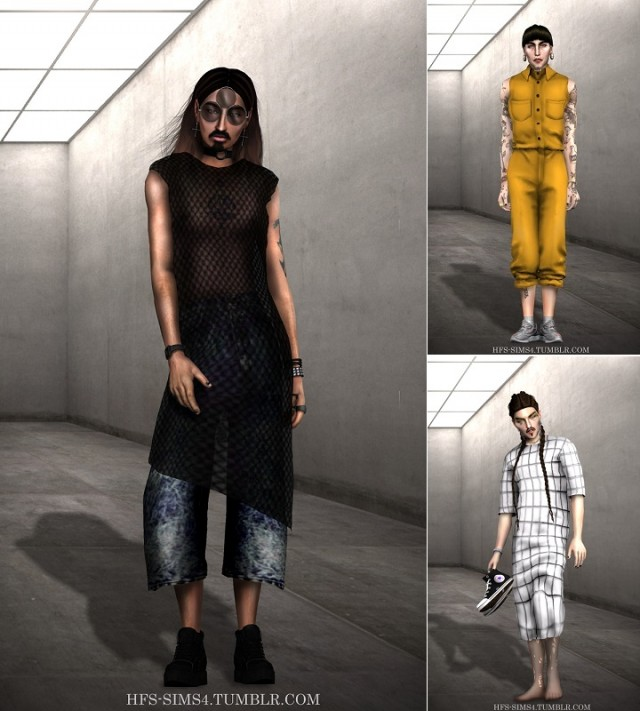 GENDERFLUID COLLECTION by HFS