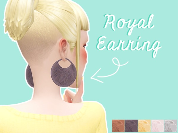 [ Royal ] Earring by eirflower