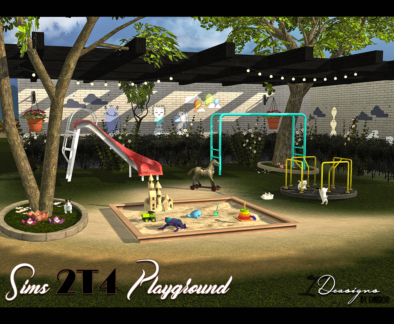 TS2 Playground Conversion by Daer0n