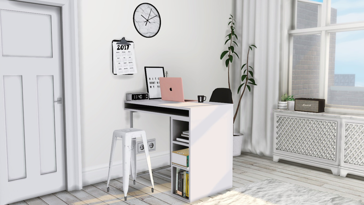 Office Set by MXIMS
