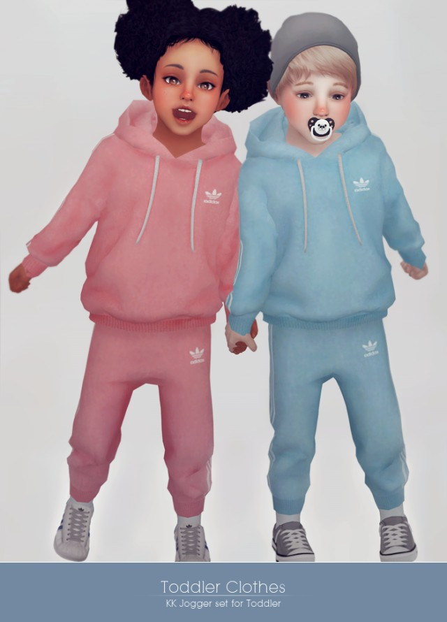 Jogger set for Toddler by ooobsooo