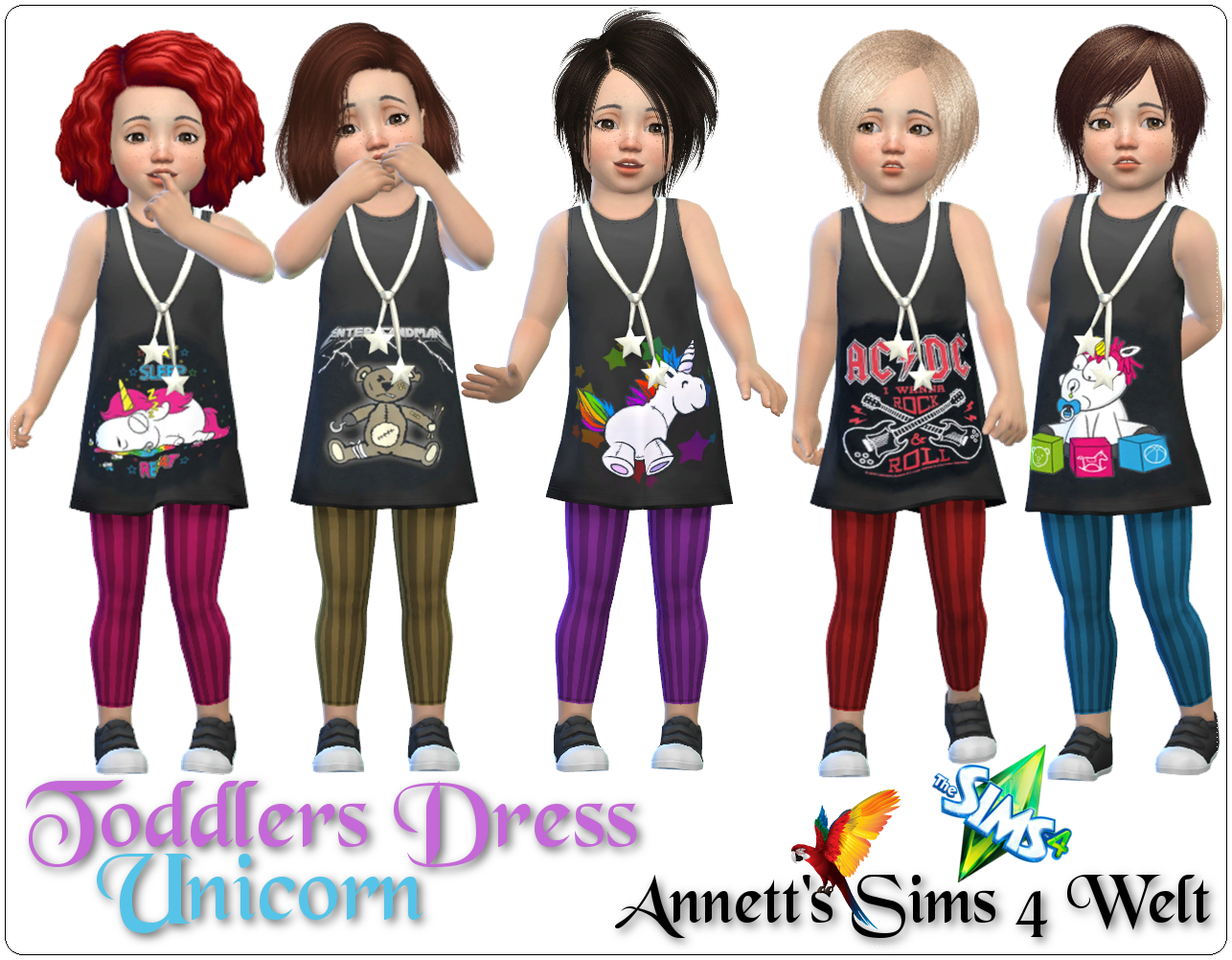 Dresses for Toddlers by Annett85