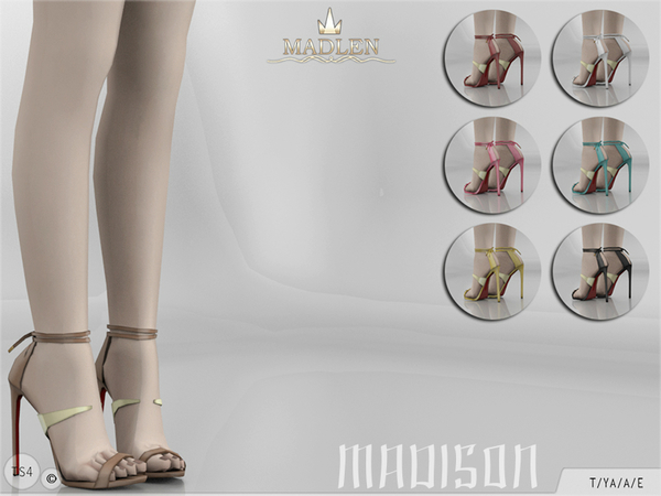 Madlen Madison Shoes by MJ95