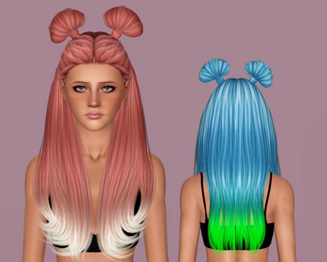Ade - Ariana by IfcaSims