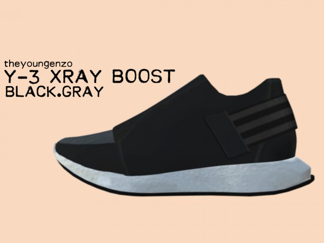 Y-3 Xray Boost by theyoungenzo