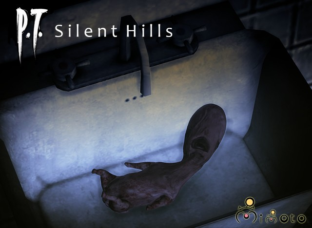Зародыш P.T. Silent Hills: Embryo by Mimoto