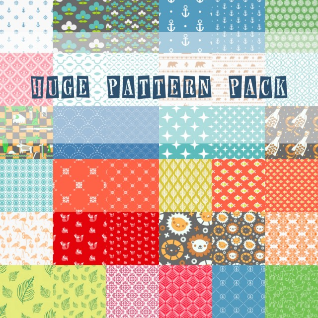 Huge pattern pack by teekapoa