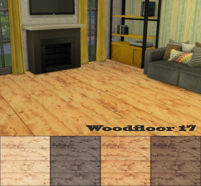 Woodfloor 17 by Chilli
