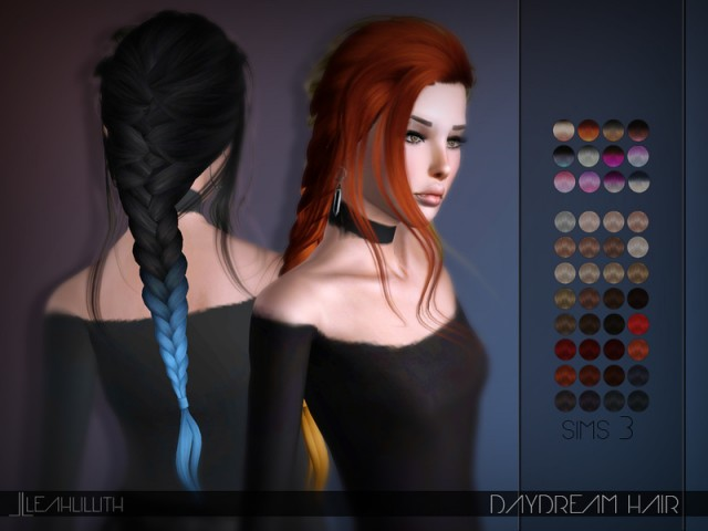 DayDream Hair by LeagLillith