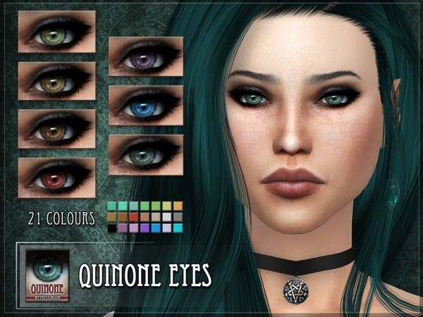 Quinone Eyes by RemusSirion