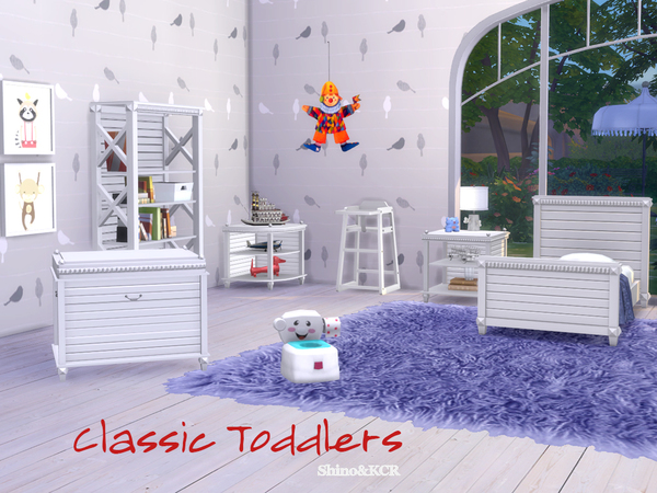 Classic Toddler by ShinoKCR