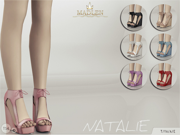 Madlen Natalie Shoes by MJ95