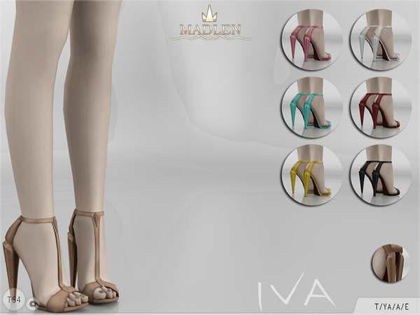 Madlen Iva Shoes by MJ95