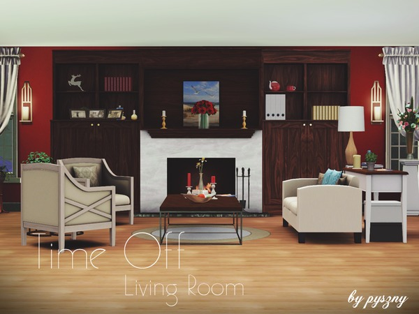 Time Off Living Room by pyszny16