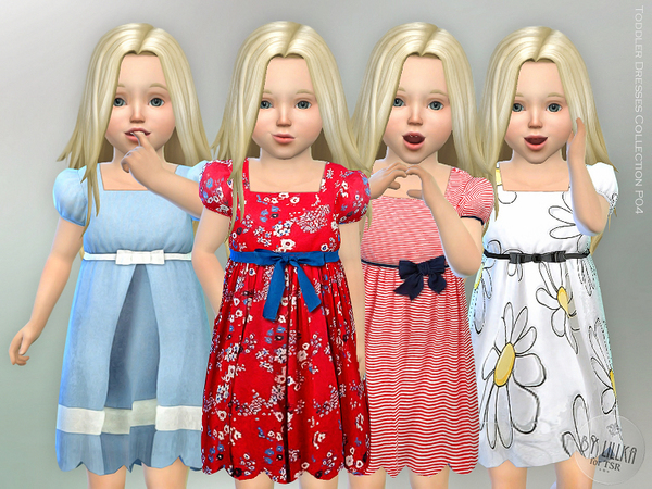 Toddler Dresses Collection P04 by lillka