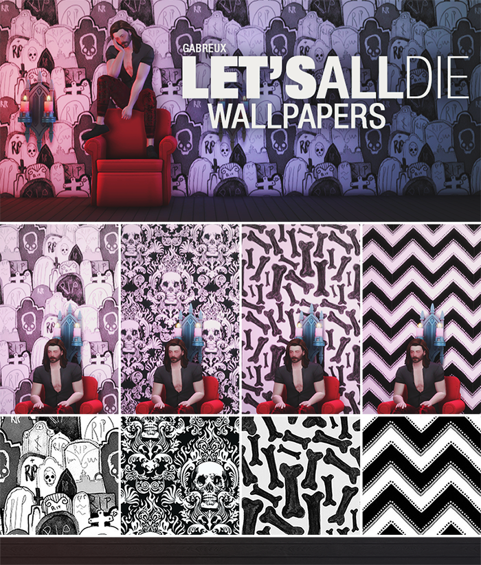 Wallpaper by Gabreux